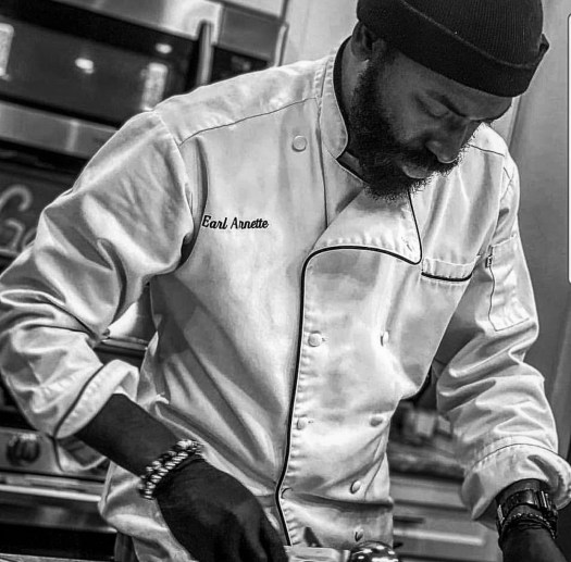 chef earl arnette III of steez catering in baltimore on running a successful personal chef business