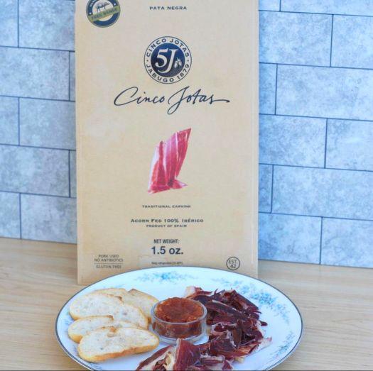 iberico ham from spain