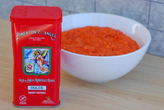 pimenton smoked paprika from spain