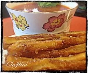 Eggplant Fries 2