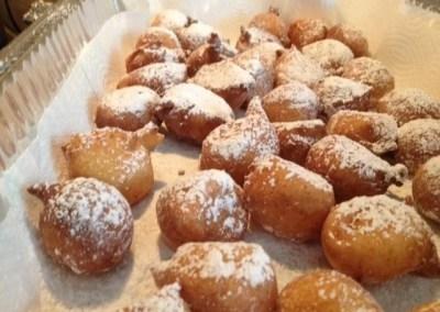 Italian Ricotta Donuts