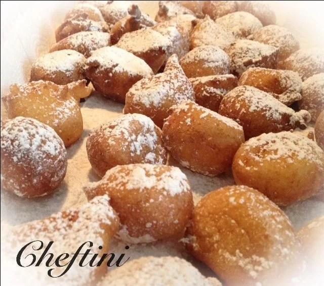 Kitchen Boss Fried Zeppoles Recipe