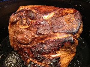 Seared Pork Shoulder