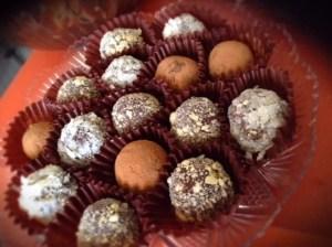 Homemade Chocolate Truffles 1