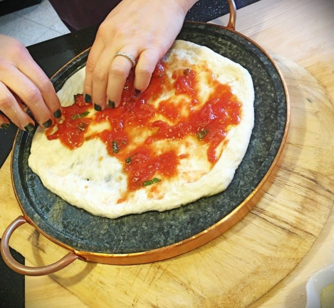 Soapstone Pizza Pan
