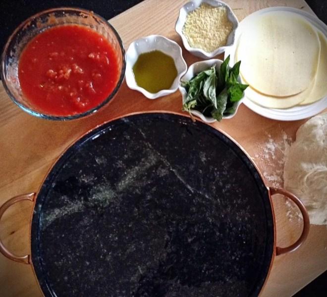 UncommonGoods Soaptstone Pizza Pan