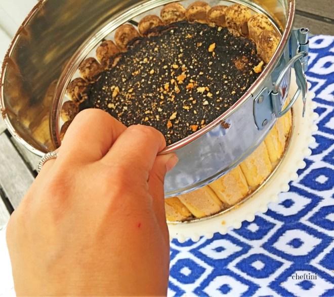 Amaretto Tiramisu Cake Springform Pan logo