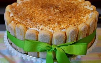 How to Make Amaretto Tiramisu Cake
