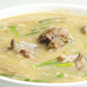 Stewed Duck Congee