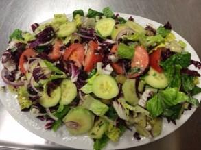 knife skills salad