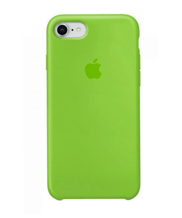 Чехол Apple Silicone Case для iPhone 8/7