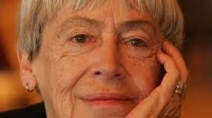 Ursula K. Le Guin, 1929-2018