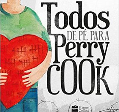 Todos de pé para Perry Cook