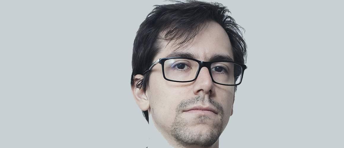 Entrevista com Antonio Xerxenesky