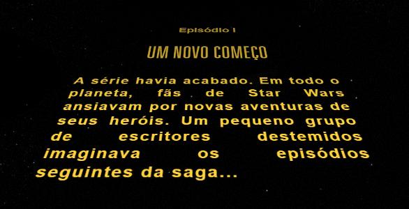 Livros de Star Wars – Episódio I