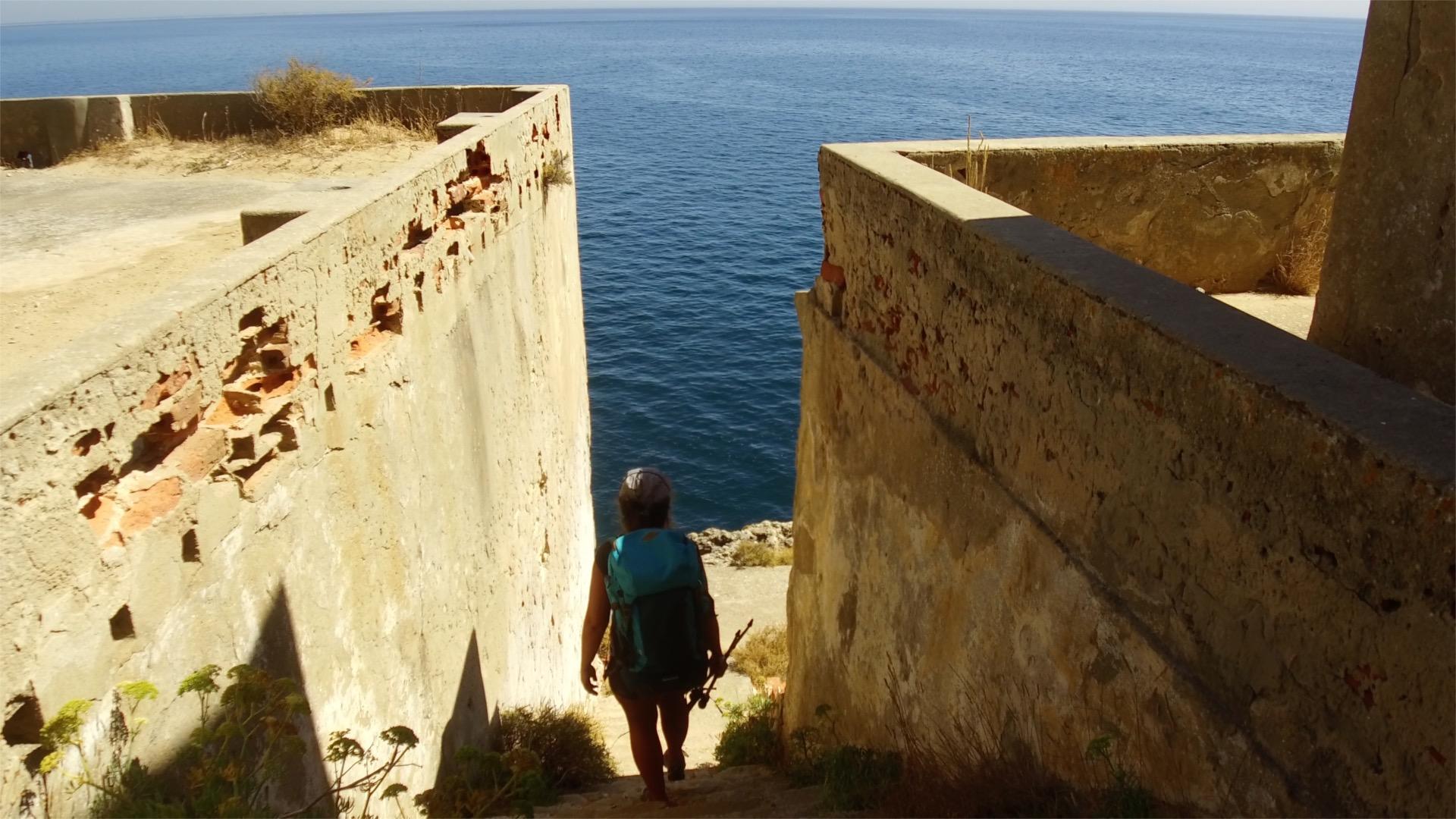 Cabo de Arrés, Sesimbra
