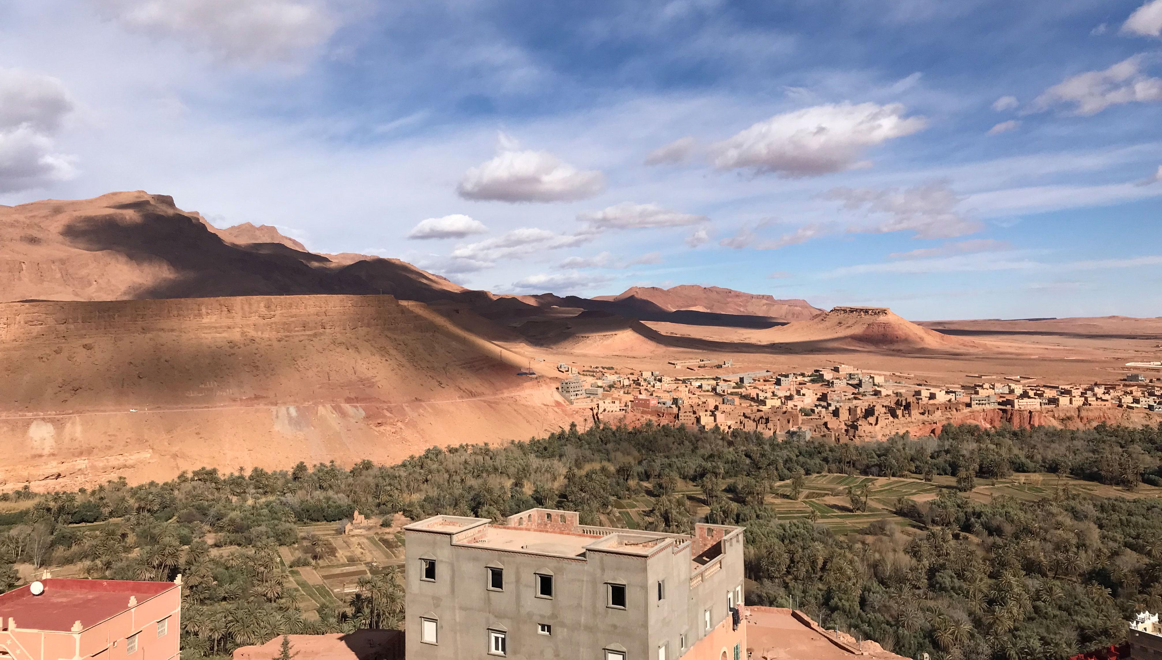 Todra,-Marrocos