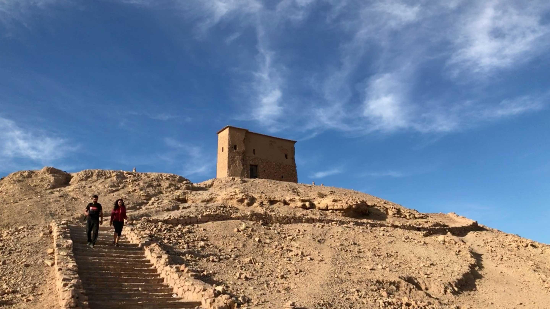 Ait-Ben-Haddou,-Marrocos