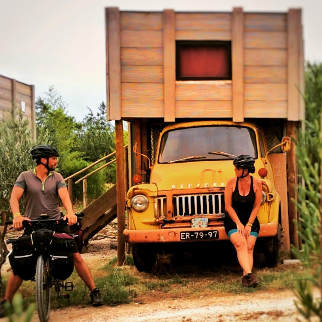 Camping, alternativo