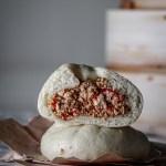 Vegan Mapo Tofu Buns (麻婆豆腐包)