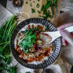 Vegan Congee (Rice Porridge)