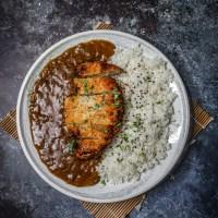 Vegan Cauliflower Katsu Curry