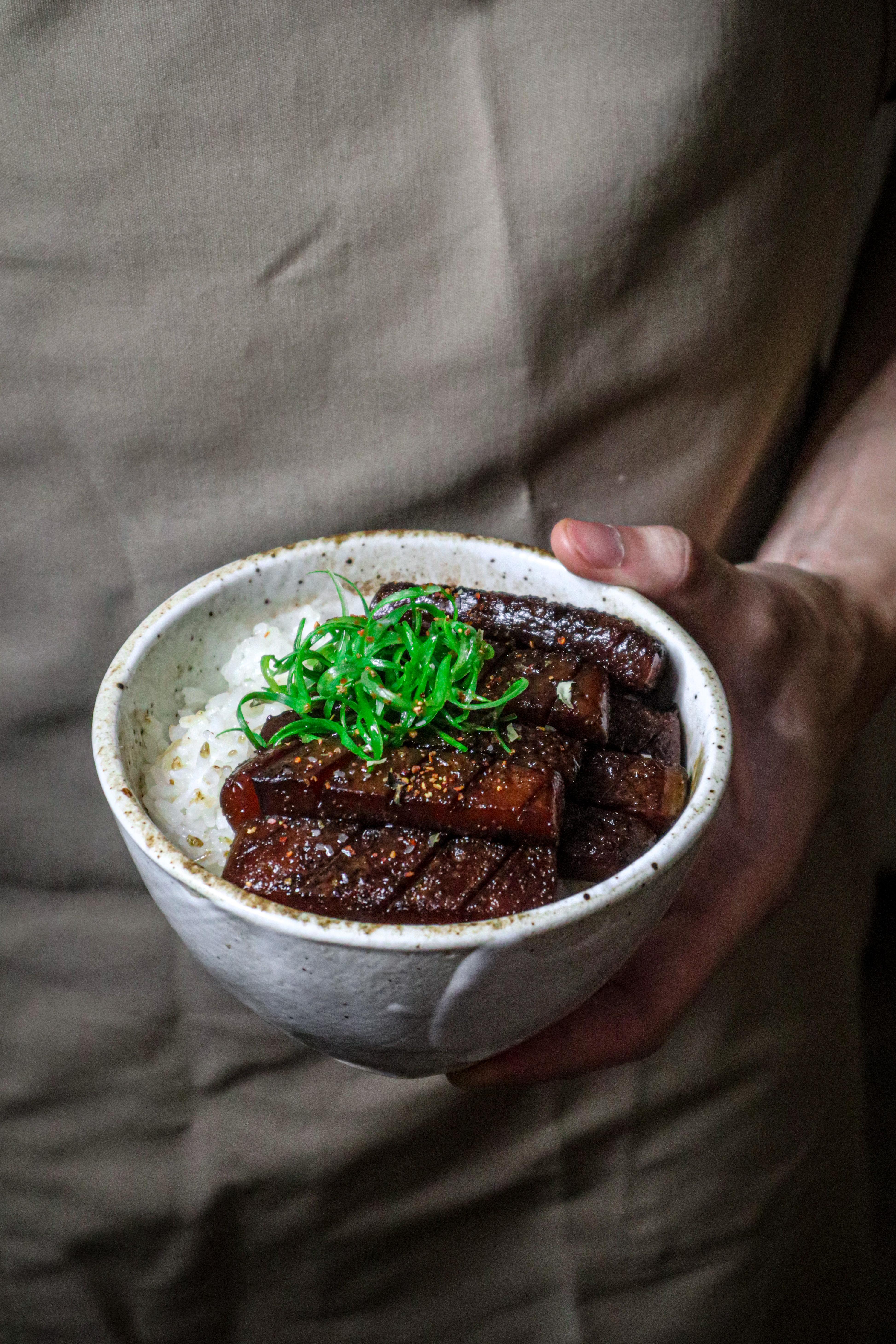 Vegan Konjac Steak