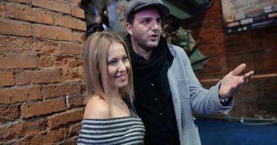 Собчак и Виторган сообщили о расставании
