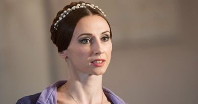 Прима-балерина Большого театра Захарова представит новую программу Modanse