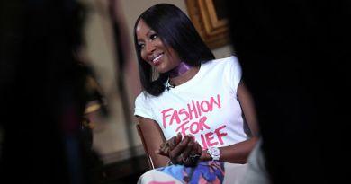 Наоми Кэмпбелл официально получит статус иконы стиля