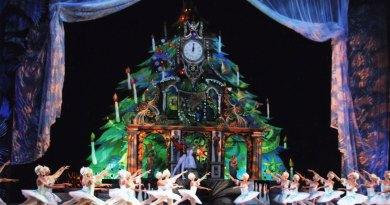 Самый сказочный месяц в году с Национальной оперой Украины!
