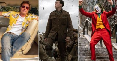 «Оскар — 2020»: лидером по числу номинаций стал «Джокер»