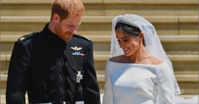 Герцоги Сассекские отмечают вторую годовщину свадьбы