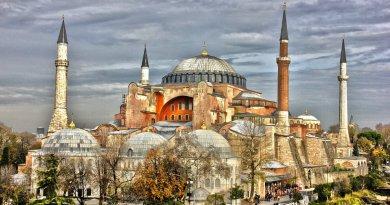 Верховный суд Турции разрешил Эрдогану менять статус собора Святой Софии