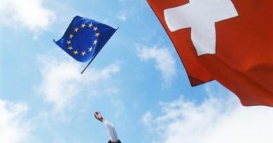 Швейцария проведет референдум о прекращении свободного передвижения с ЕС