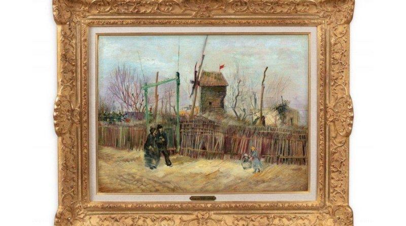 Никогда не выставлявшуюся картину Ван Гога покажут и продадут на торгах