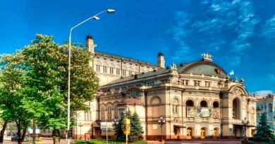 Национальная опера Украины возобновляет свою работу после локдауна в Киеве