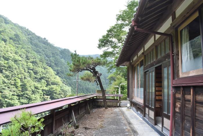 高知県梼原町の古民家外観