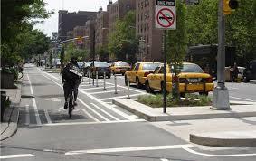 9th bike lane