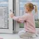 Открытое окно – серьёзная опасность для детей