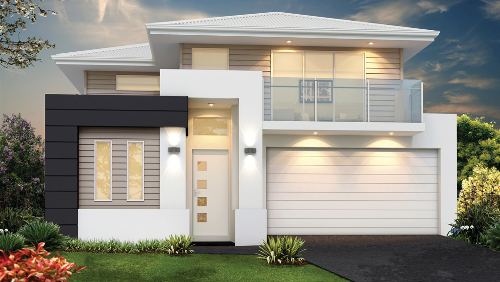 Double Storey Home Designs Chelbrooke Homes