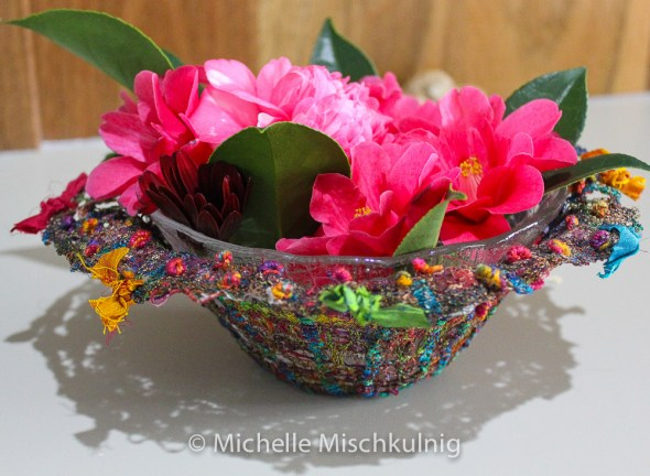 These pretty bowls have lots of decorative uses and they come in all shapes and sizes.