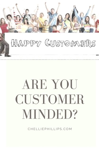are you customer minded