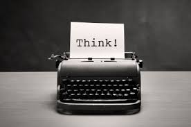 Is it time to rethink your writing?