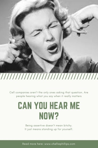 can you hear me now-