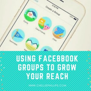 Using Facebook Groups to grow your reach