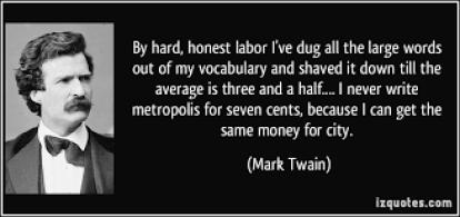 twain metropolis quote