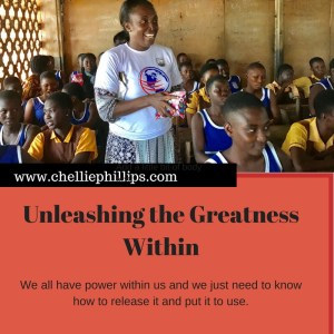 Unleashing the Greatness Within