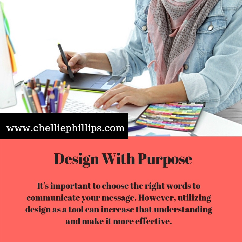 Design with purpose
