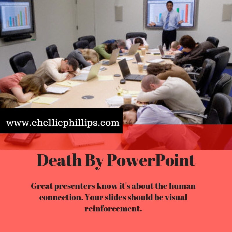 Slow Death by PowerPoint